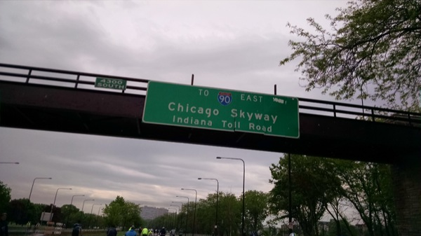 Maybe one day we can bike the Chicago Skyway.